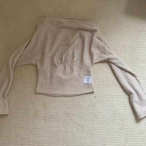 Free People Sweaters - Free people crazy on you sweater. NWT size xs